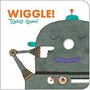 Wiggle by Taro Gomi