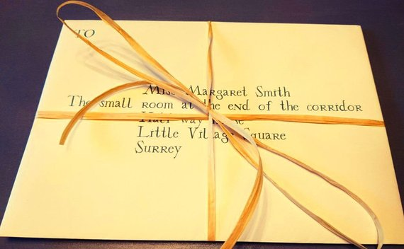 Hogwarts Acceptance Letter   It S Time Where To Make Your Personal Hogwarts Acceptance Letter
