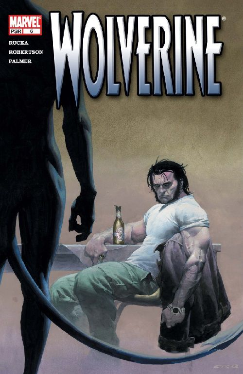 Wolverine #6 comic book cover