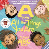 Cover of A is for all the things you are by Anna Hindley