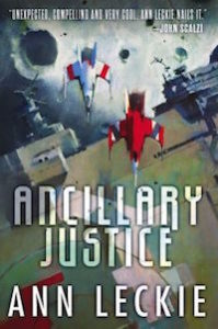 Books Like Dune - Ancillary Justice