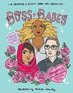 Cover of Boss Babes by Michelle Volansky