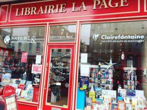 Librarie La Page