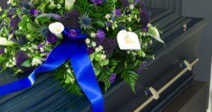 casket coffin feature