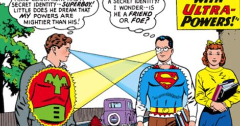 cold war in the legion of super-heroes feature