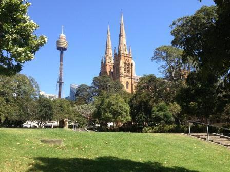 Sydney Literary Tourism