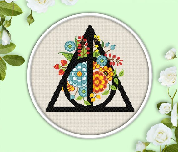 Harry Potter Cross Stitch Patterns You'll Be Making ASAP
