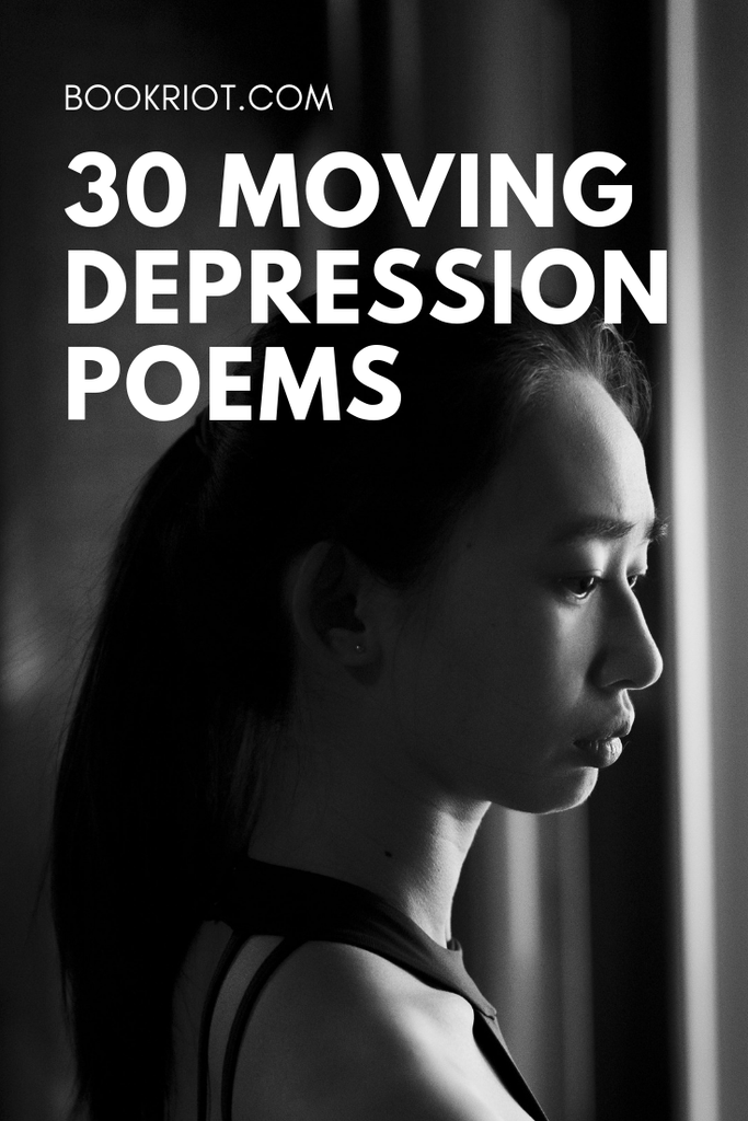 30 Depression Poems That Are Raw, Real, and Powerful | Book Riot