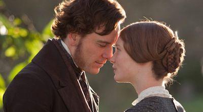 Edward Rochester and Jane Eyre movie still