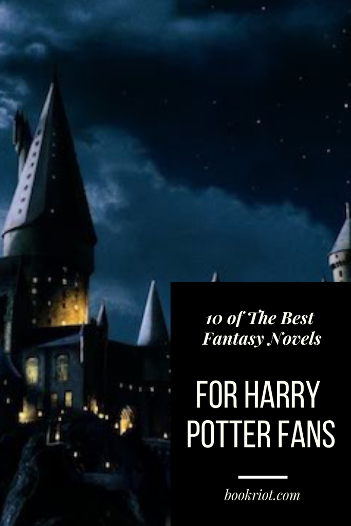 Love Harry Potter? You'll want to try these great novels next. books for harry potter fans | fantasy books for harry potter fans | book lists | magical fantasy reads | fantasy books to read
