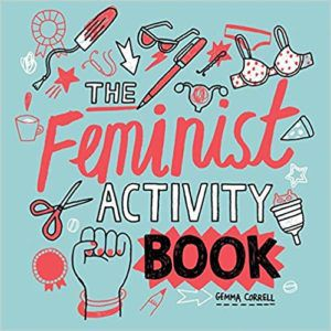 Cover of Feminist Activity Book by Gemma Correll