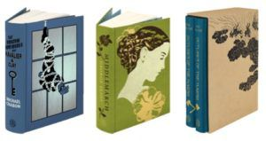 folio collection books feature
