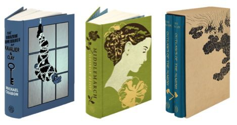 folio collection books feature