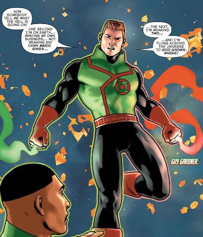 ebb25a21803b Fashion Disasters  Guy Gardner