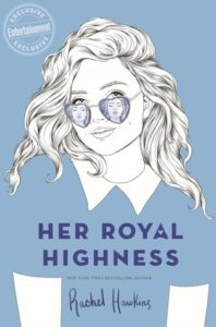 Her Royal Highness from 20 YA Books To Add To Your Spring TBR | bookriot.com