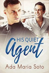 His Quiet agent cover