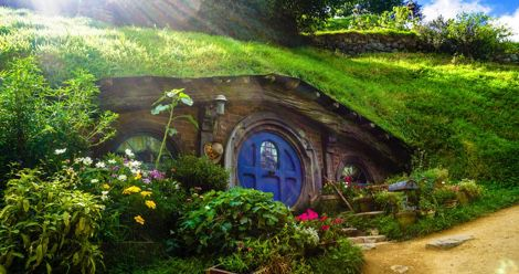 hobbits hobbiton tolkien fantasy feature