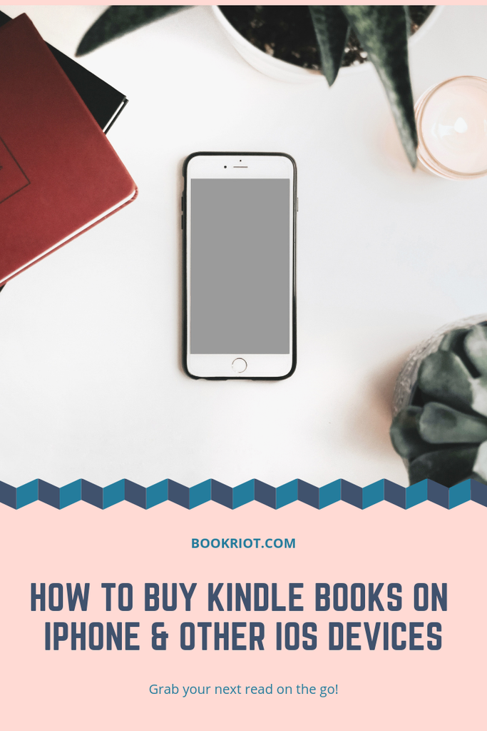 How to Buy Kindle Books On iPhone and Other iOS Devices