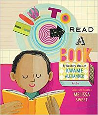Cover of How To Read A Book by Kwame Alexander