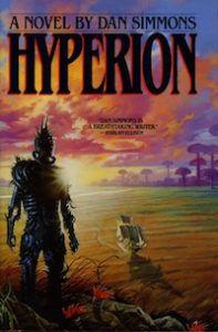 Books Like Dune - Hyperion