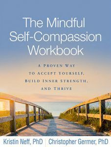 mindful self compassion workbook cover