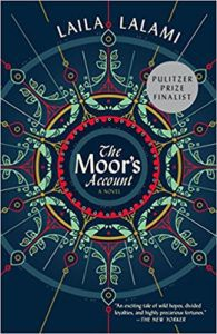 The Moor's Account Cover