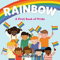 Cover of Rainbow by Michael Genhart