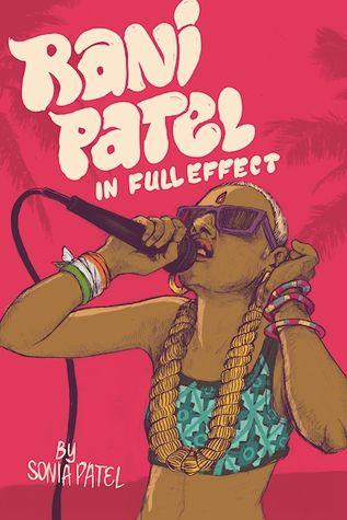 rani patel in full effect cover