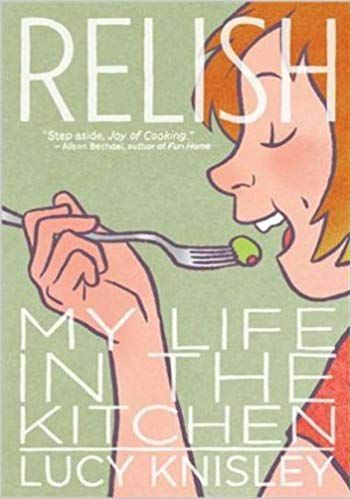 Relish book cover