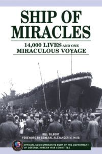 cover of ship of miracles by bill gilbert