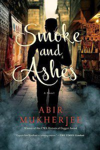 Smoke and Ashes book cover