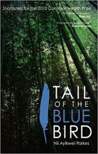 Cover of Tail of the Bluebird by Nii Parkes