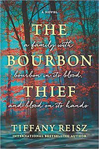 The Bourbon Thief Cover