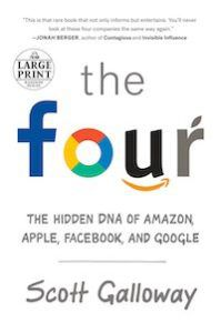 Cover of The Four by Scott Galloway