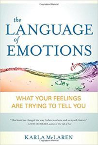 The Language of Emotions cover