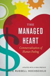 The Managed Heart cover