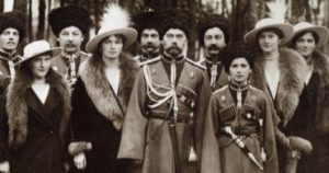 the romanovs for royalty in children's historical fiction