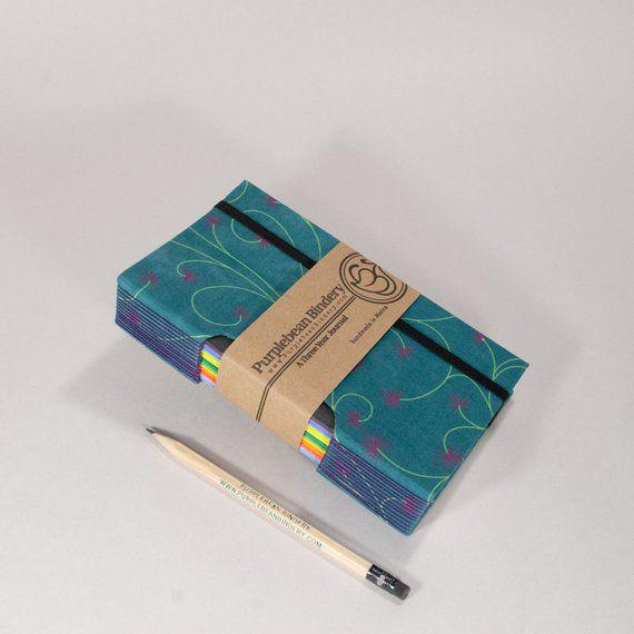 Three-year hand bound journal