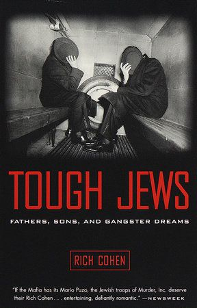 tough jews rich cohen book cover