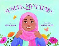 Cover of Under My Hijab by Hena Khan