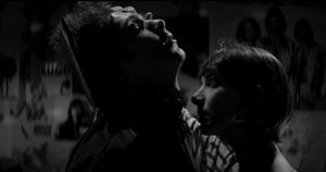 vampire myths from around the world feature a girl walks home alone at night film still