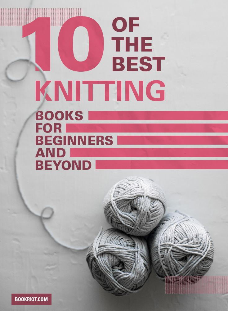 10 of the Best Knitting Books