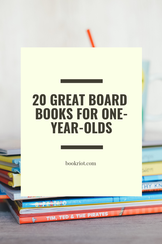 Get your littlest one hooked on reading with these 20 great board books for one-year-olds. book lists | board books | books for children | books for one-year-olds | books for young readers | board books to read | parenting