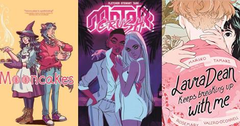 2019 LGBTQ Comics and Graphic Novels | Book Riot