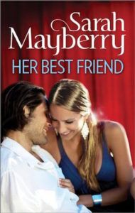 Her Best Friend Sarah Mayberry Cover