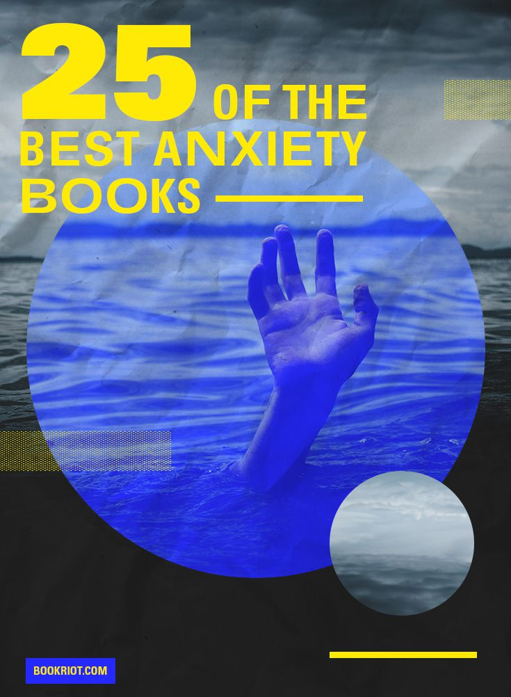 25 of the Best Anxiety Books