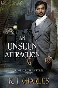 Unseen Attraction K J Charles Cover