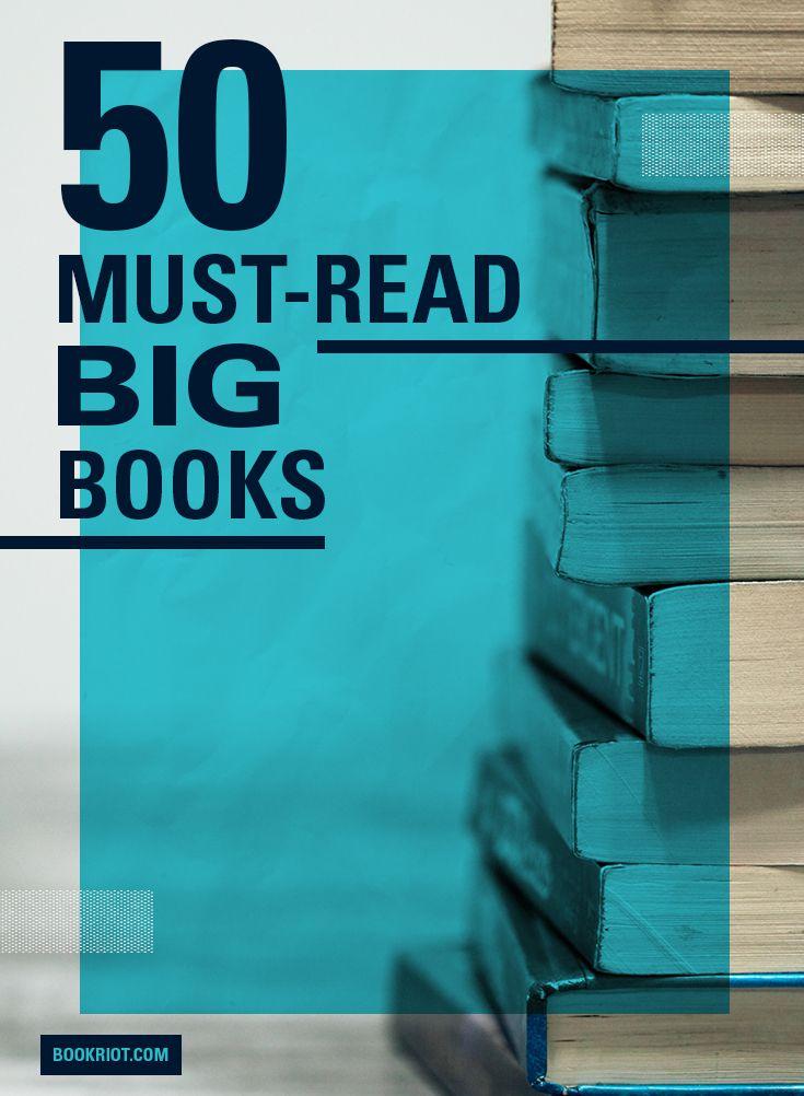 50 Must-Read Big Books