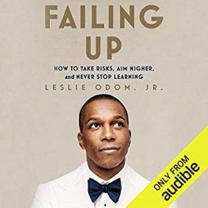 Failing Up Audio Cover