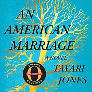 An American Marriage Audiobook Cover